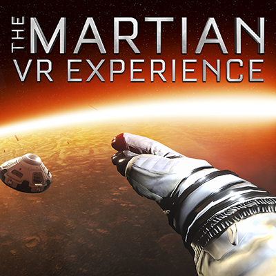 The Martian Virtual Reality Experience