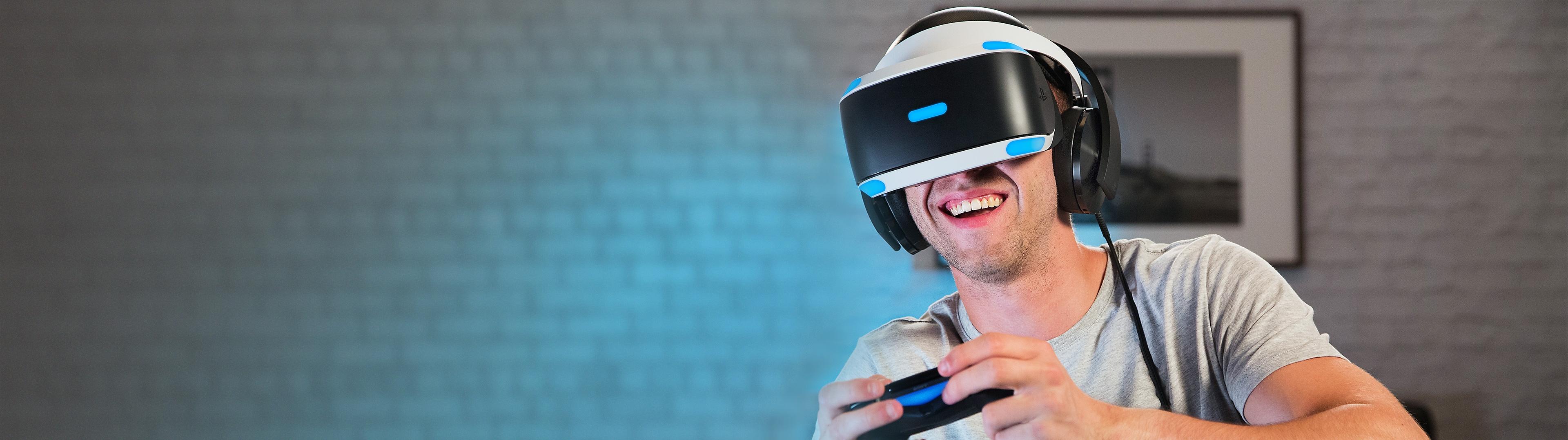 PS VR-Erfahrungen