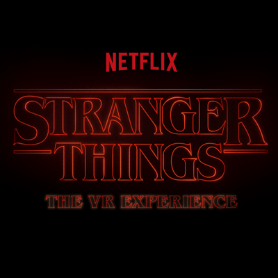 Stranger Things: The VR Experience - Pack Shot