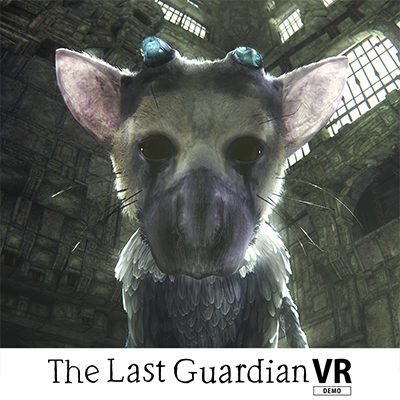 Demo The Last Guardian VR