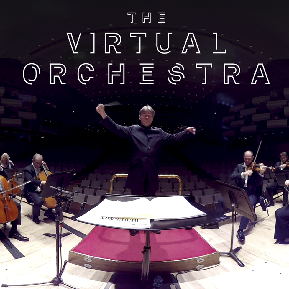 Philharmonia: The Virtual Orchestra