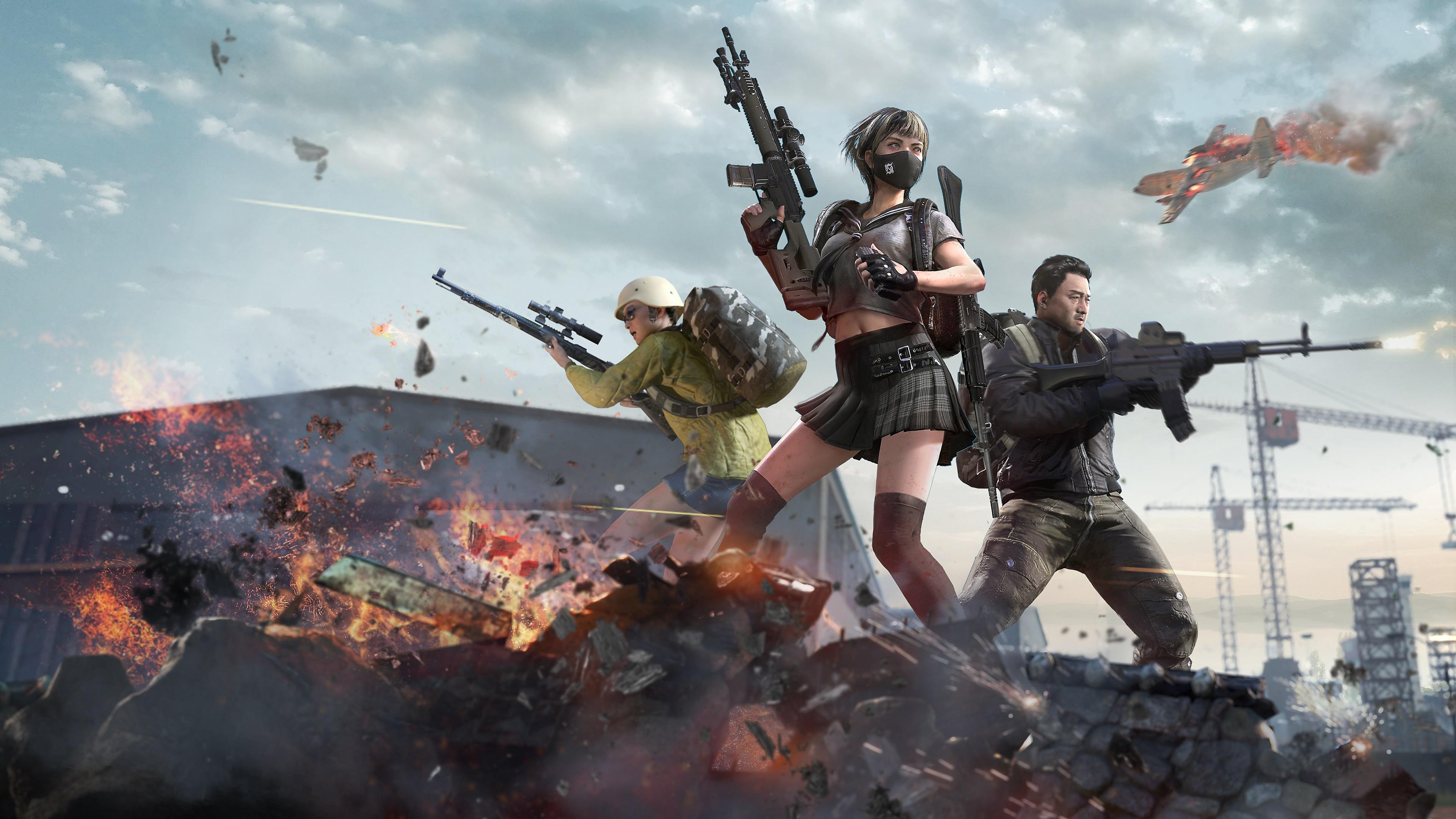 PUBG Battlegrounds screenshot