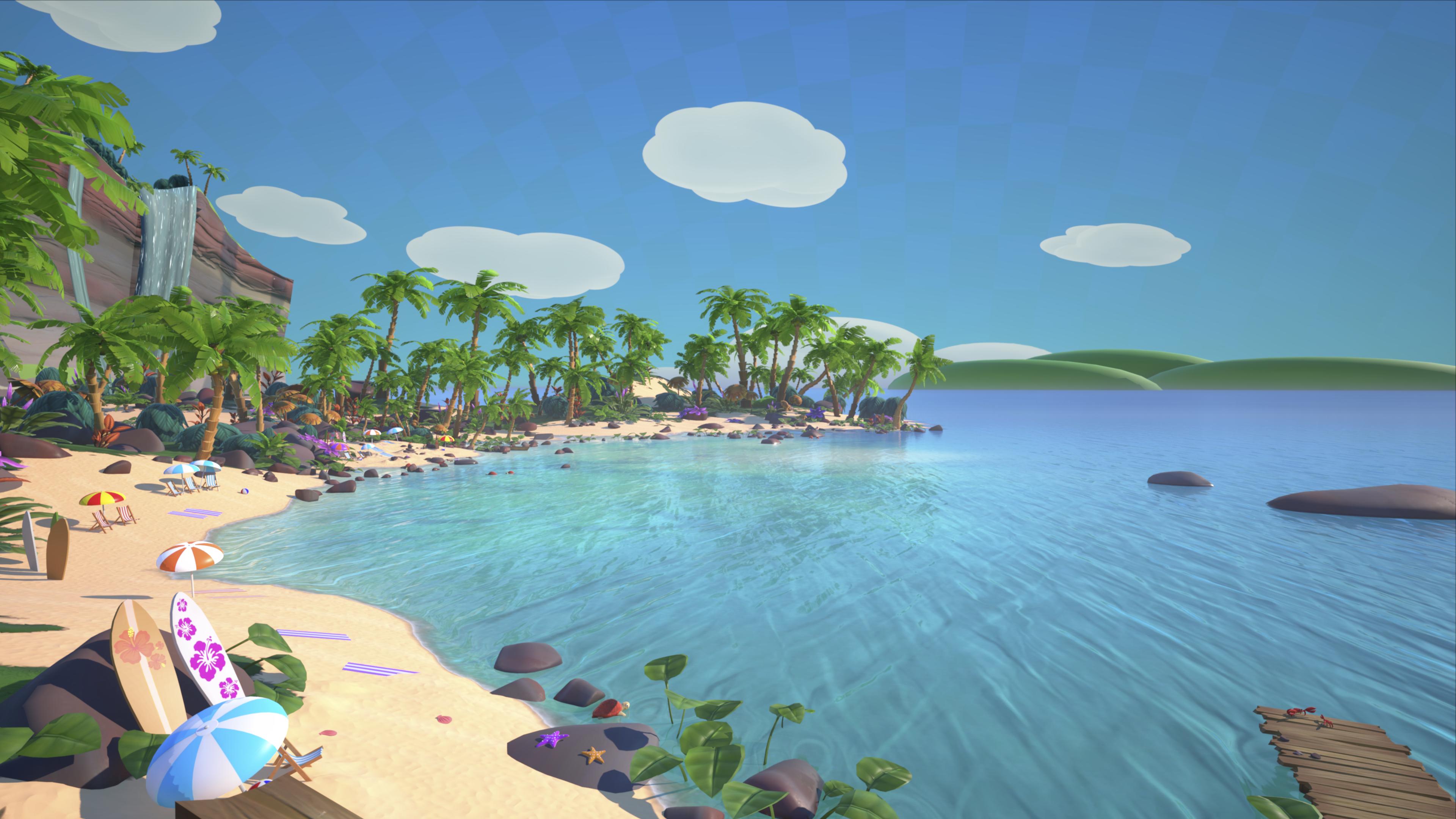 Puzzle Bobble 3D – прем'єрний зняток екрану