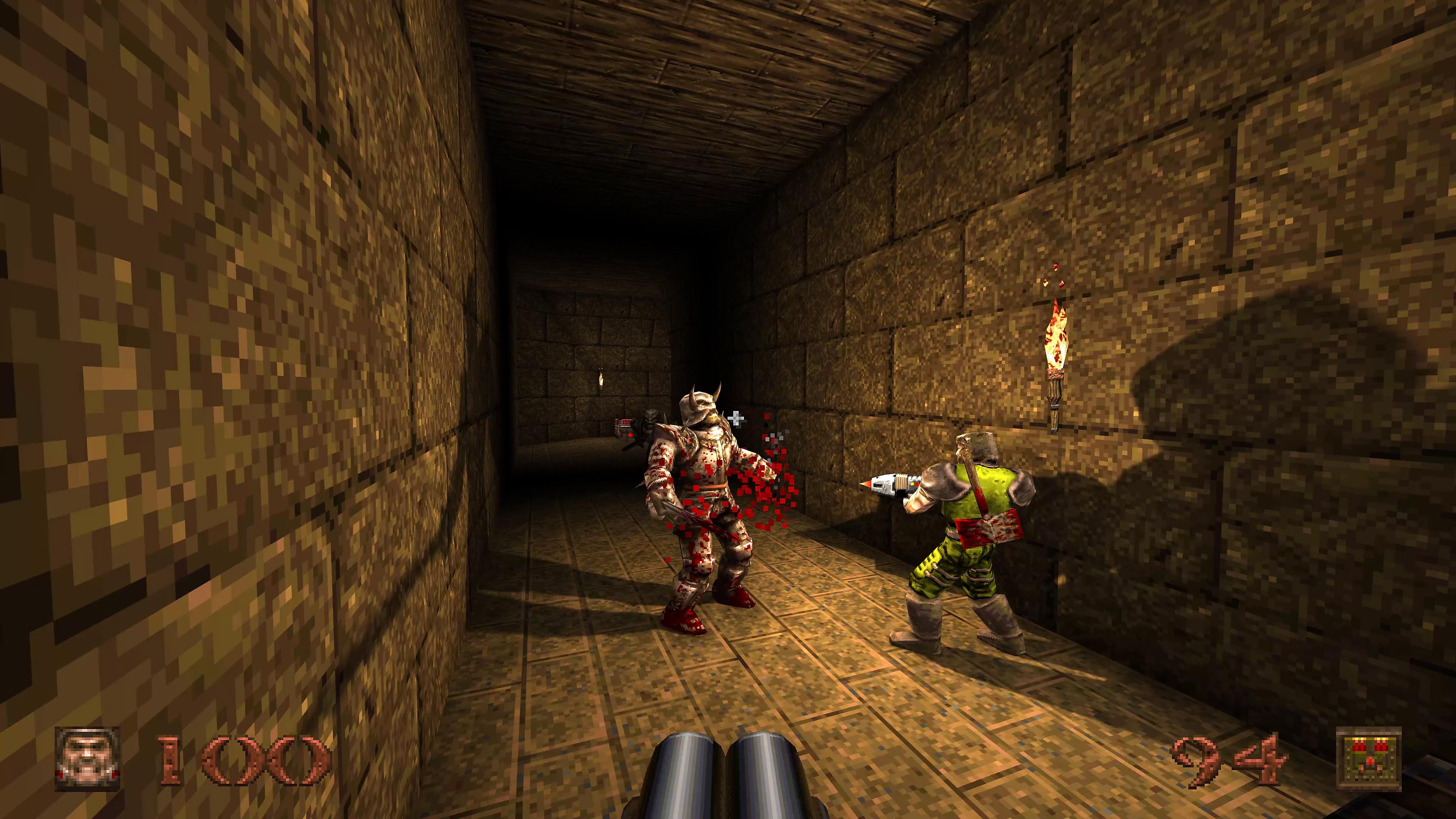 Screenshot van Quake
