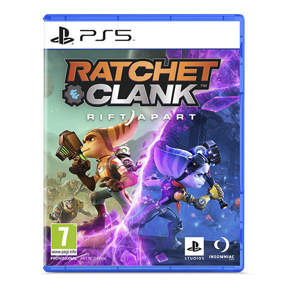 ratchet & clank blu ray