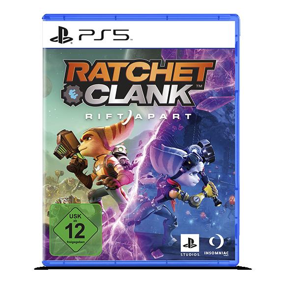 ratchet & clank blu ray