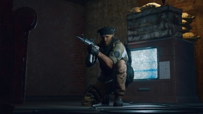 Tom Clancy's Rainbow Six Siege: captura de pantalla de jugabilidad