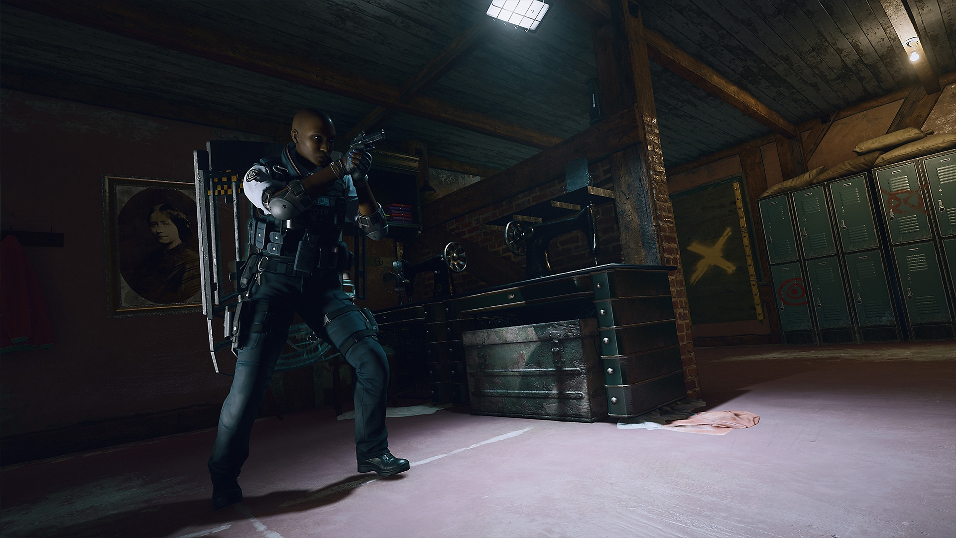 Rainbow Six Siege - gameplay screenshot