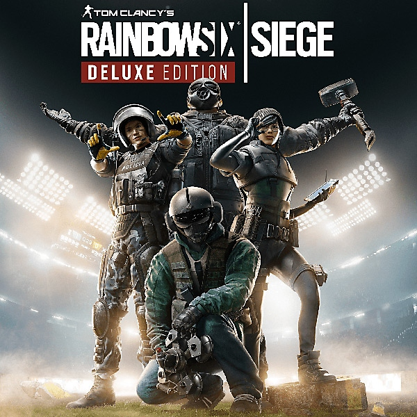 Tom Clancy's Rainbow Six Siege: Deluxe Edition