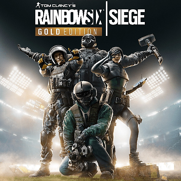 Tom Clancy's Rainbow Six Siege - Édition Gold