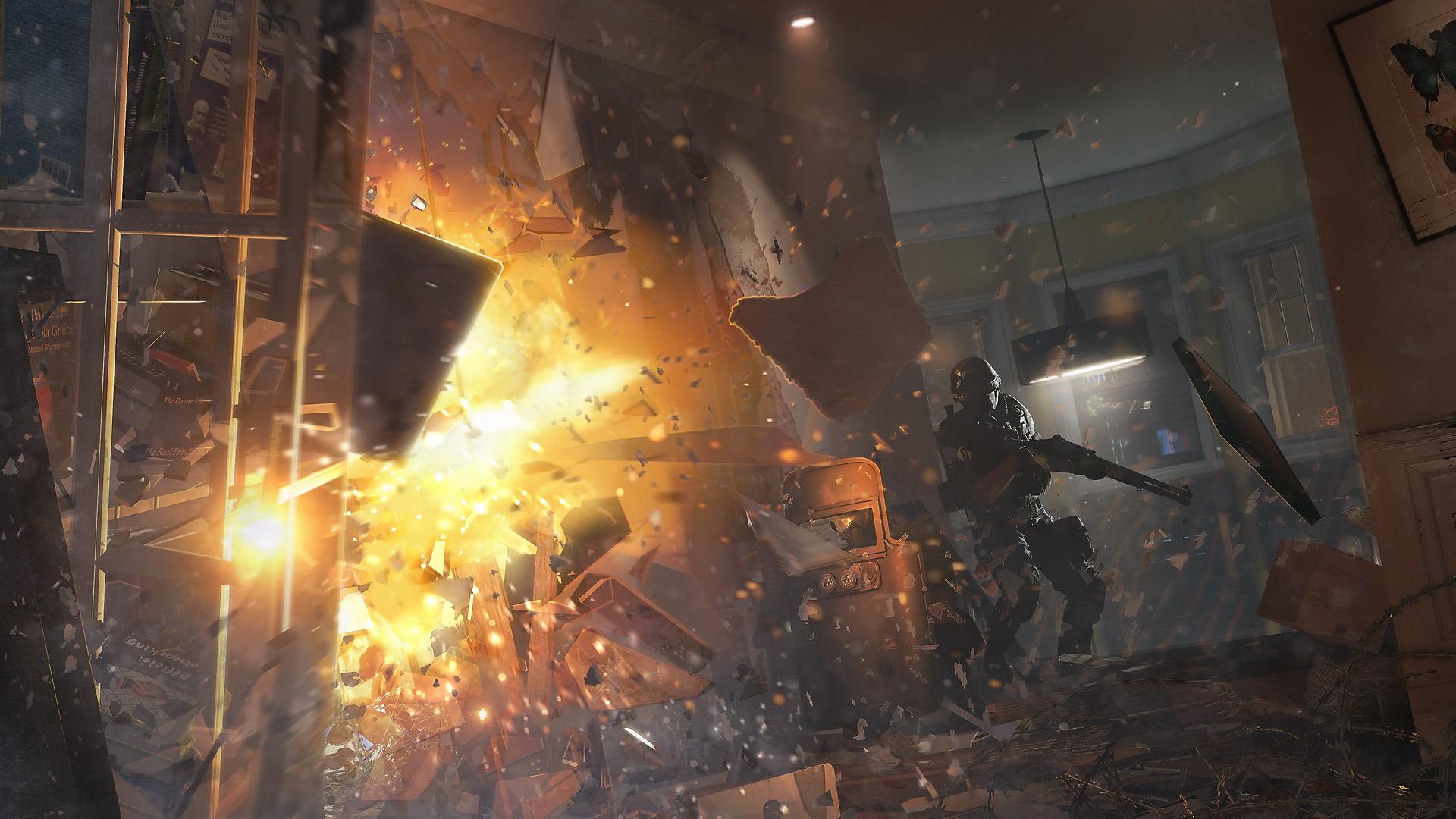 Désamorçage de bombe
