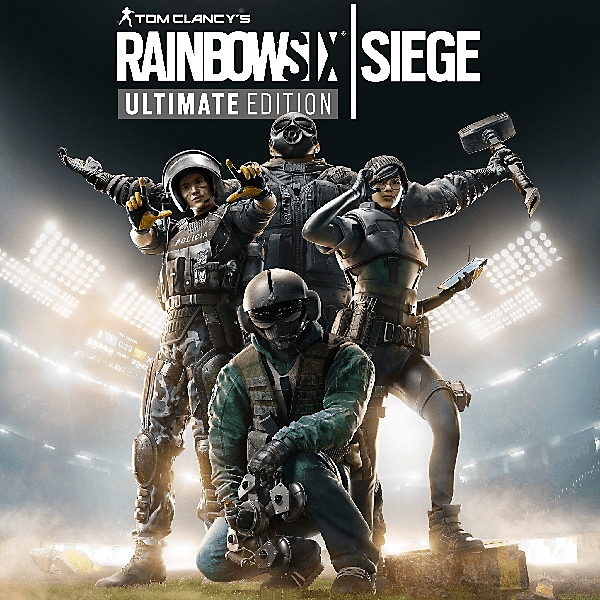 Tom Clancy's Rainbow Six Siege: Ultimate Edition