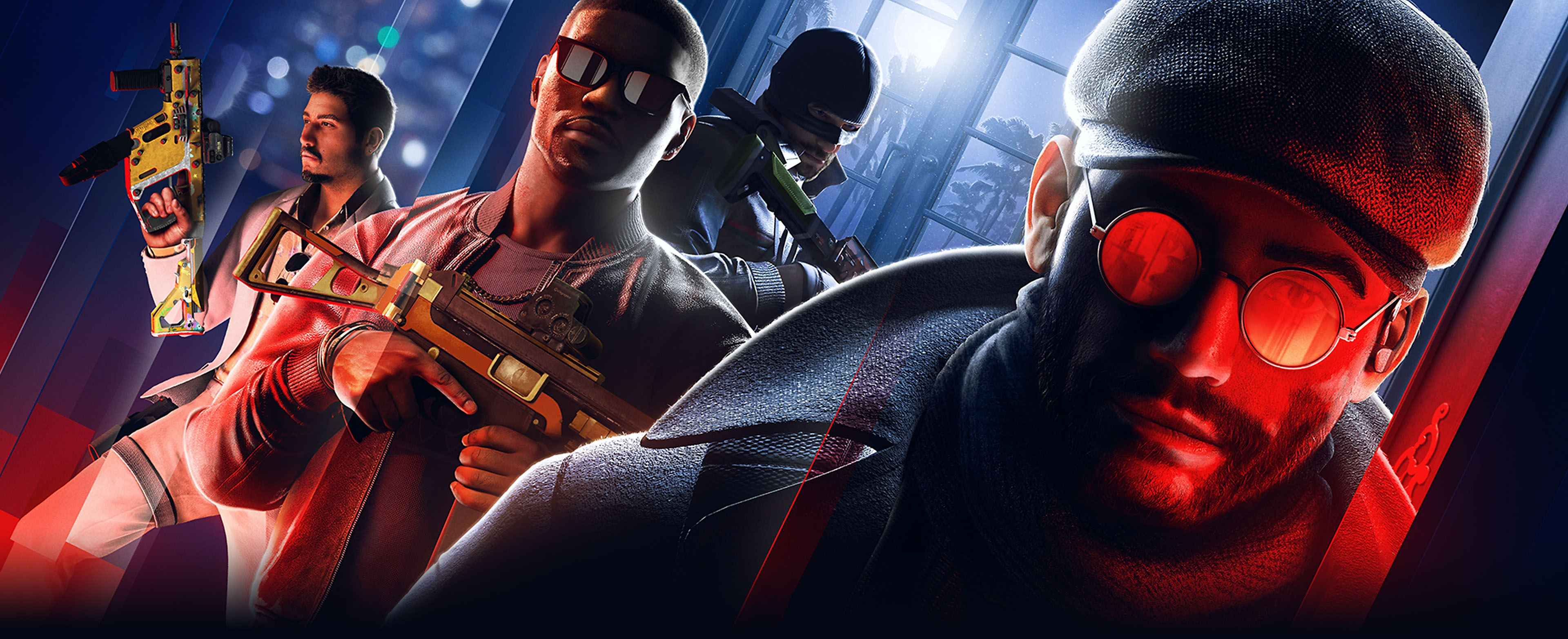 Rainbow Six Siege – Operation Shadow Legacy, glavna ilustracija