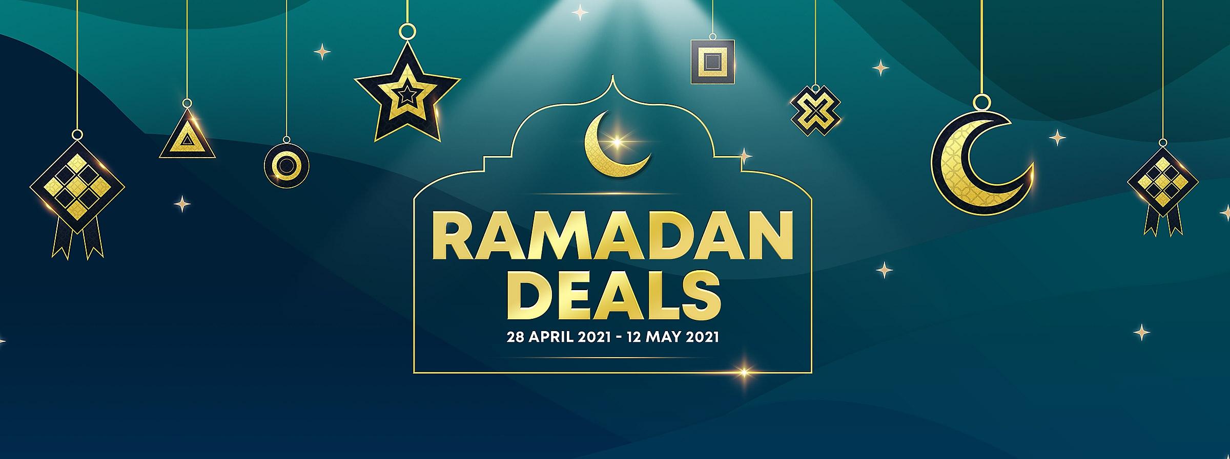 Ramadan Deals Key Visual