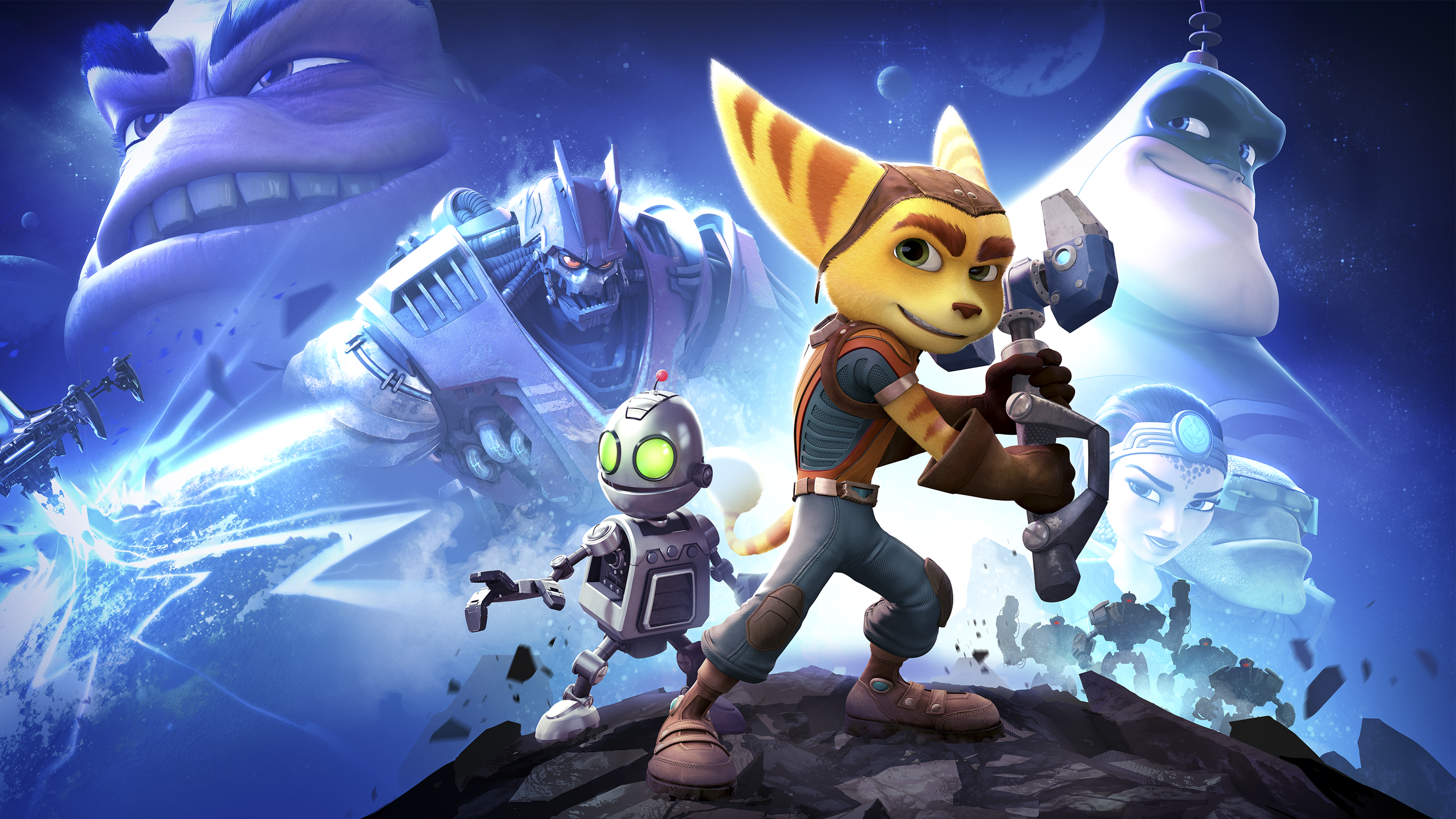 ratchet and clank hero
