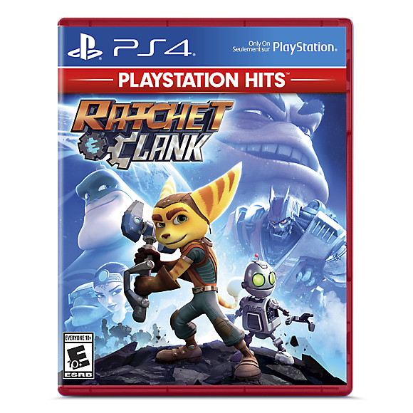 ratchet and clank blu ray