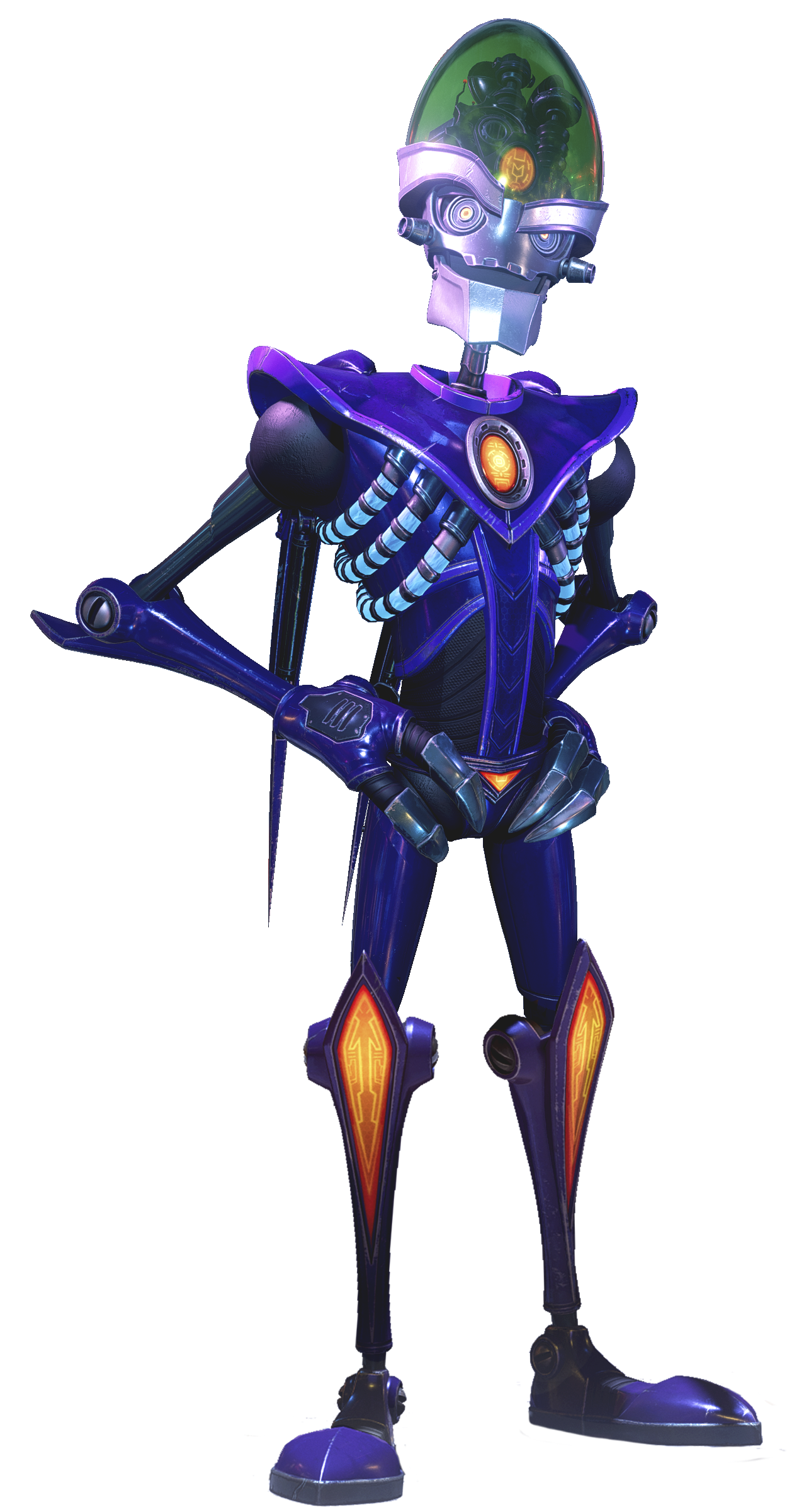 Ratchet and Clank Rift Apart - Dr. Nefarious