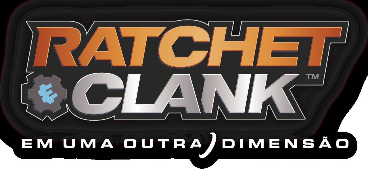 Ratchet and Clank Em Uma Outra Dimensão logo