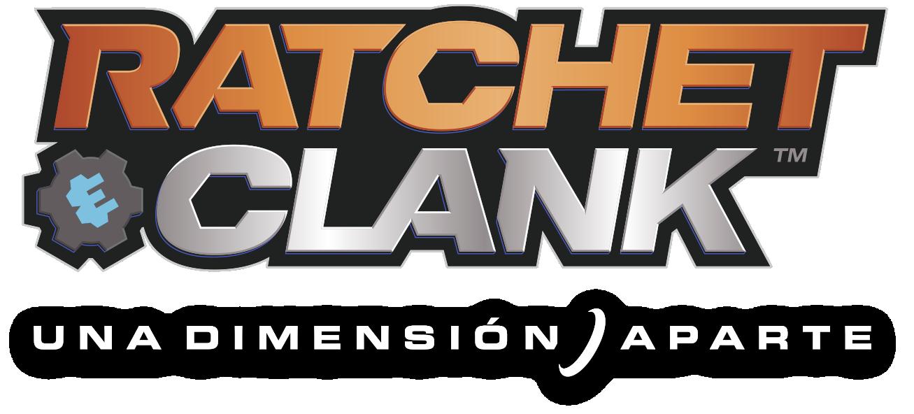 Ratchet & Clank: Una dimensión aparte - Logotipo