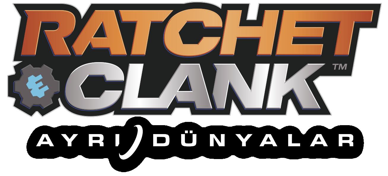 Ratchet & Clank: Ayrı Dünyalar - Logo