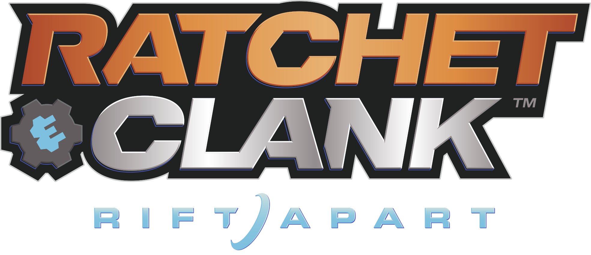 Ratchet & Clank: Rift Apart - Logo