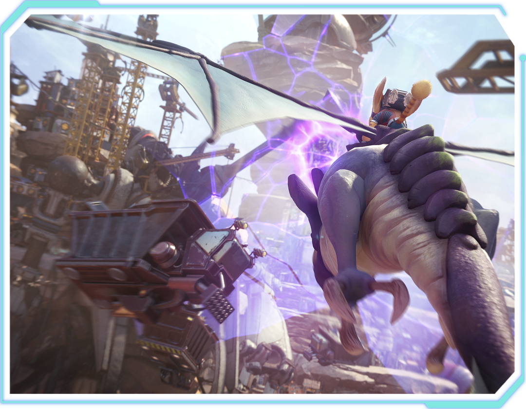 Ratchet & Clank: Rift Apart Character