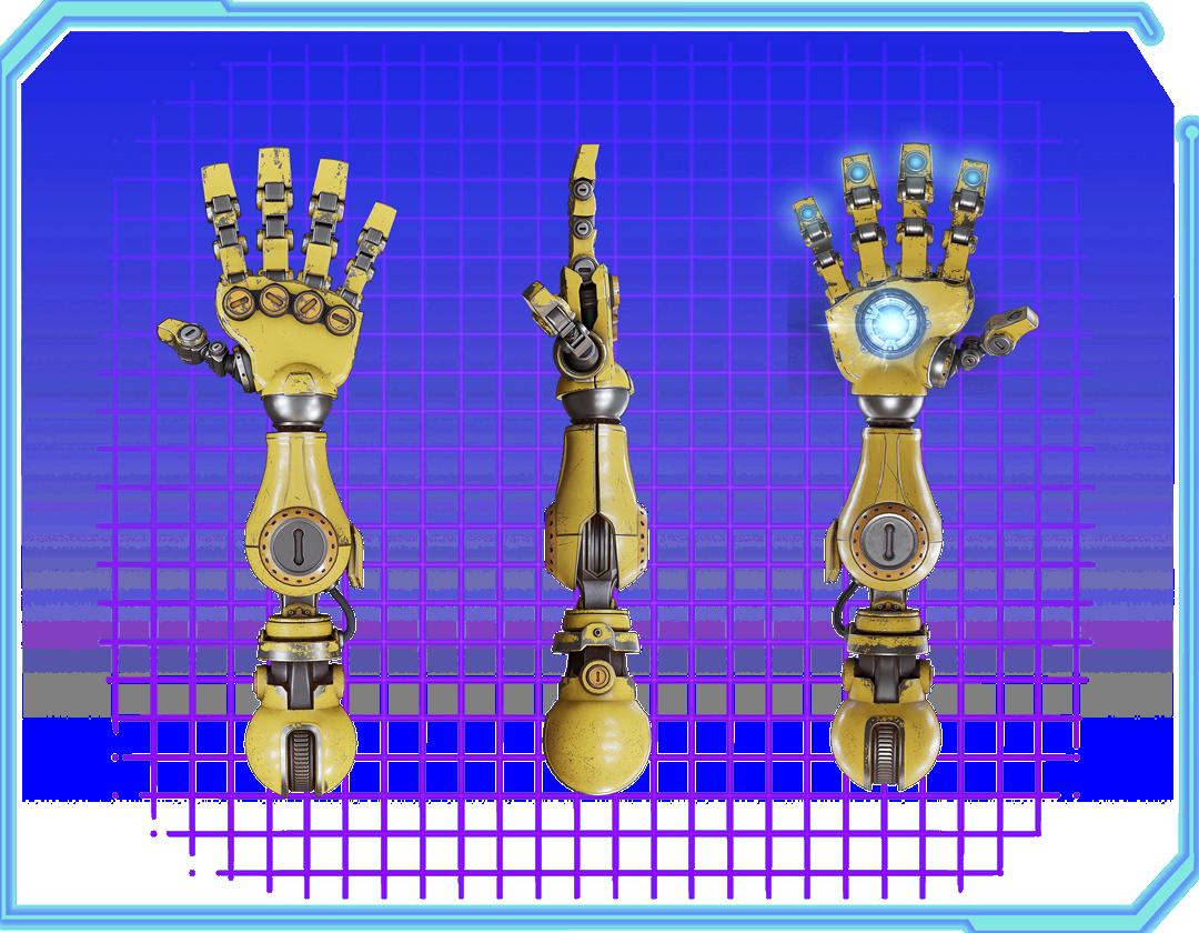 Ratchet & Clank: Rift Apart Character Rivet