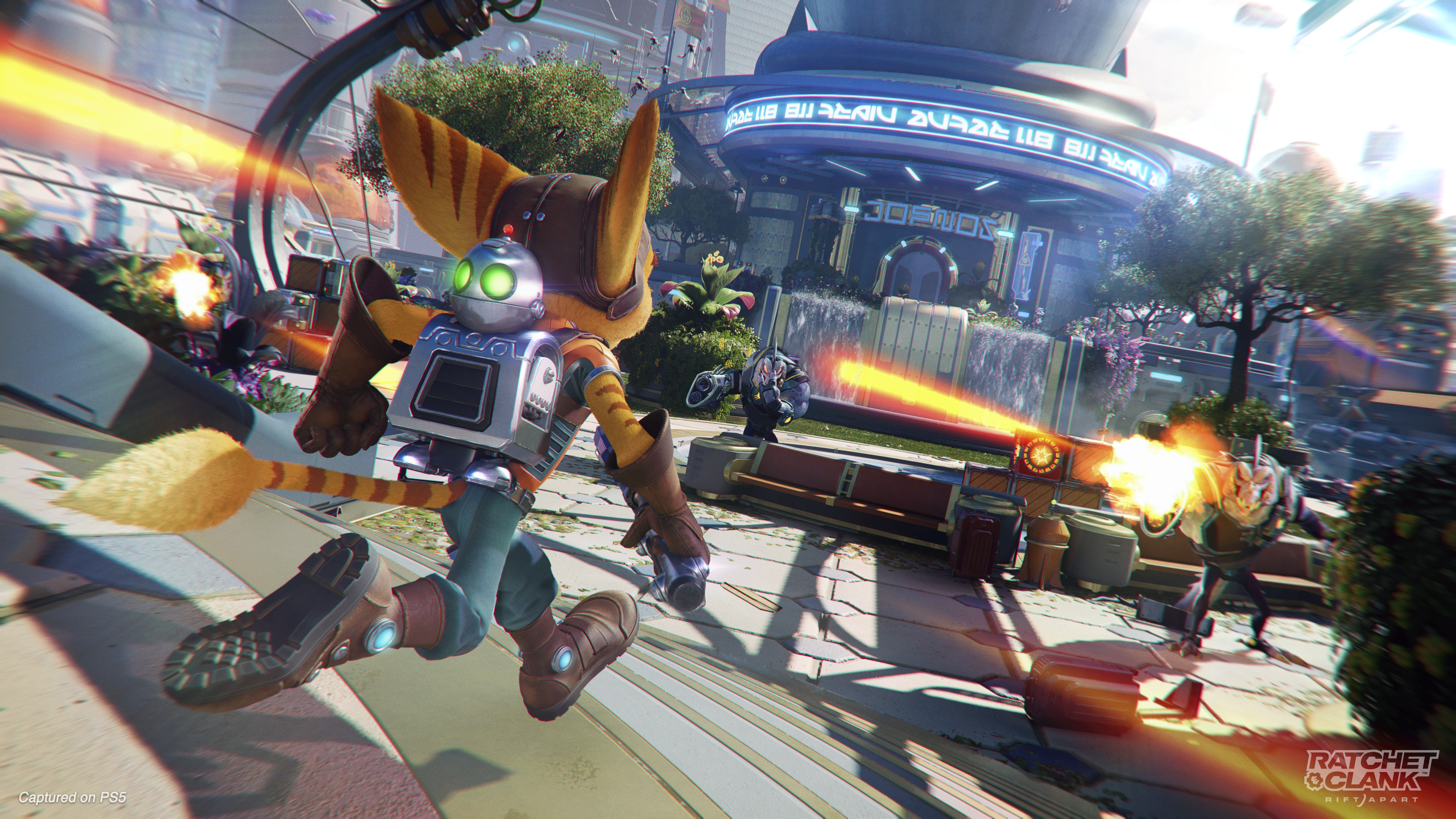 Ratchet & Clank: Rift Apart Screenshot