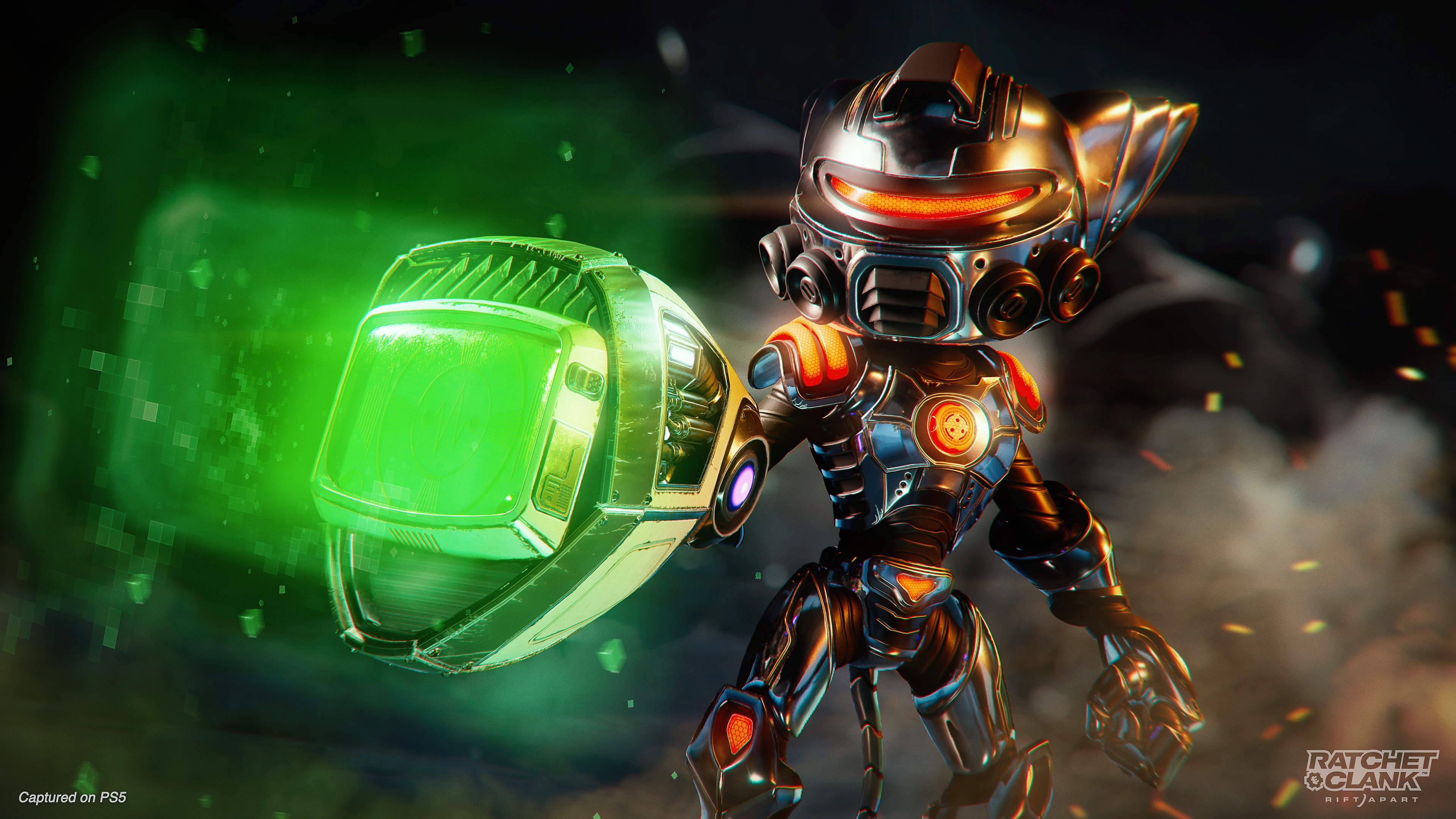 Ratchet and Clank - zbroj