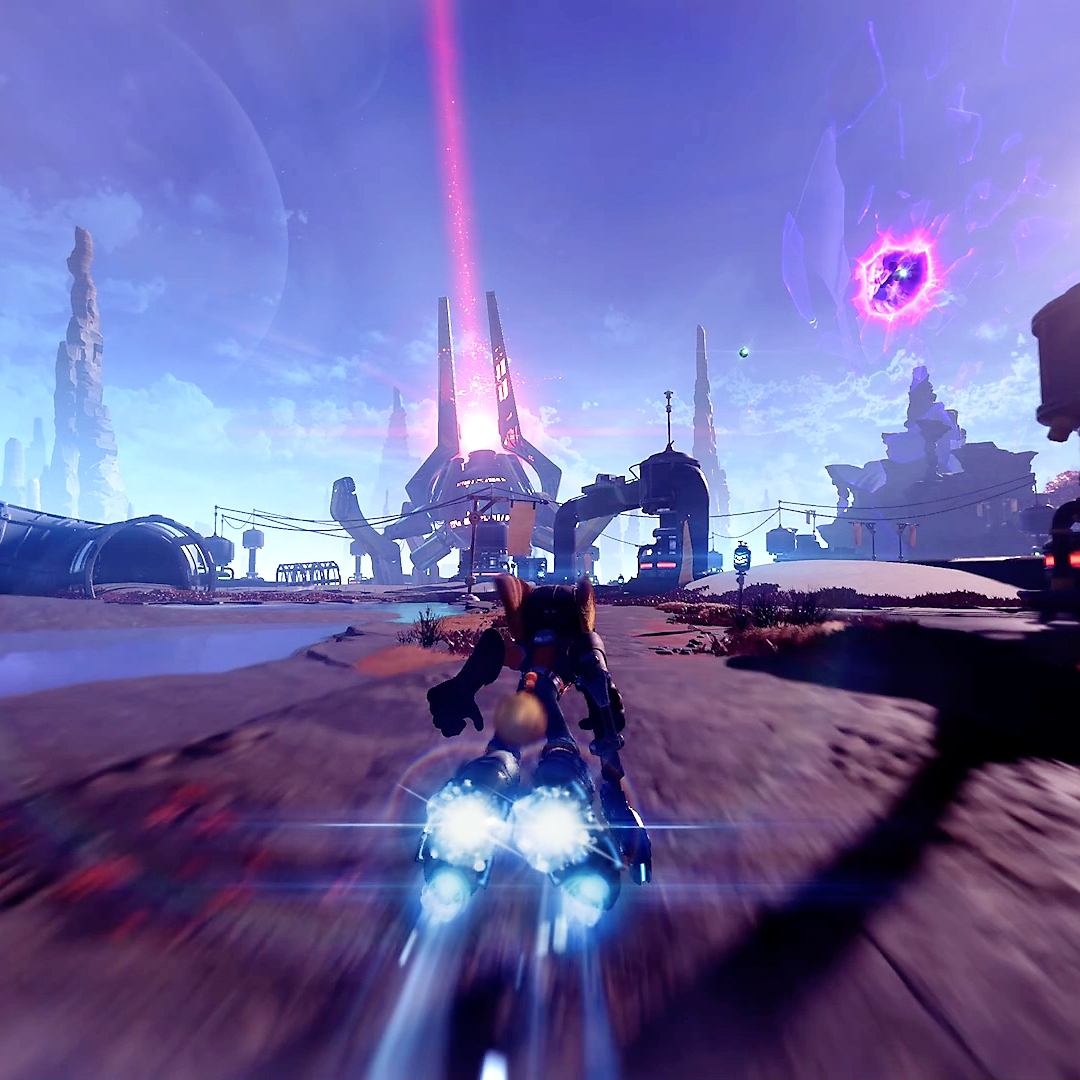 Ratchet & Clank: Rift Apart Hoverboots
