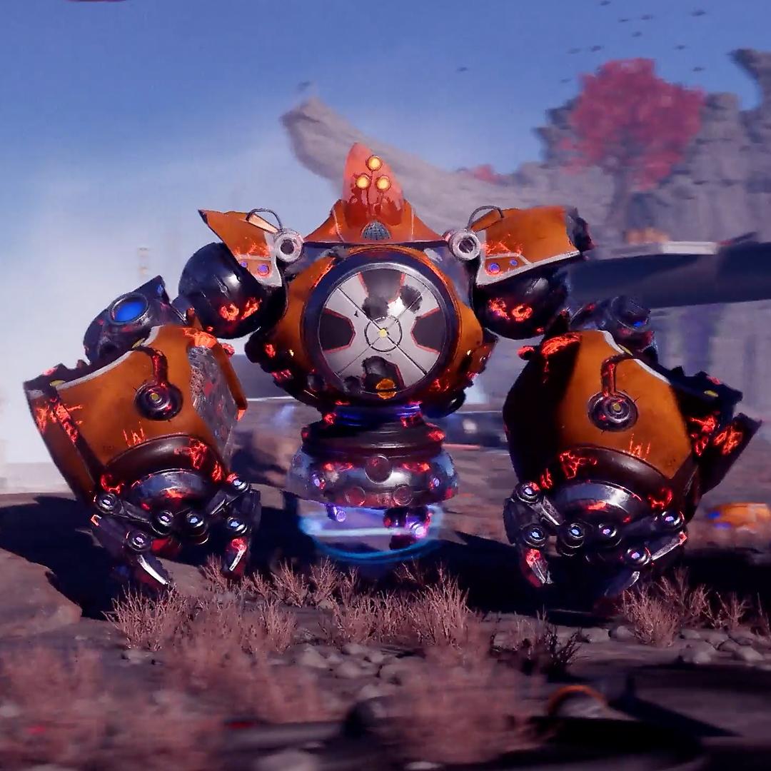 Ratchet & Clank: Rift Apart Juggernaut