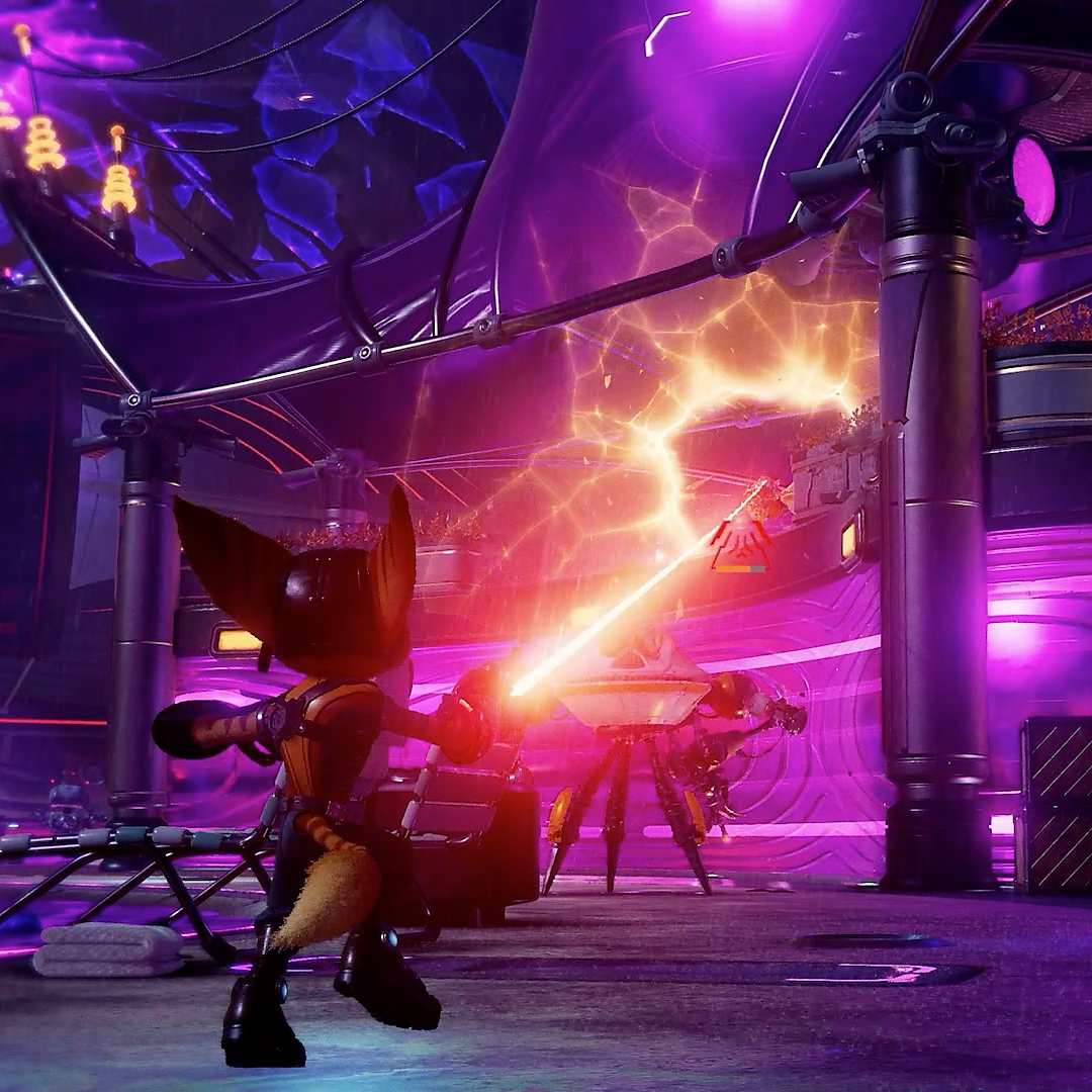 Ratchet & Clank: Rift Apart Omniglove
