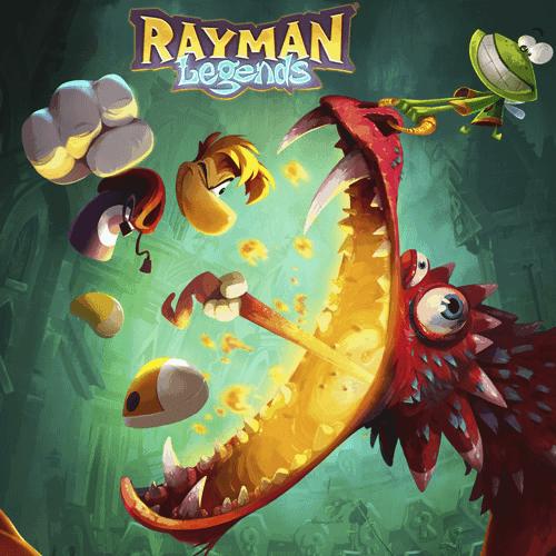 لعبة Rayman Legends
