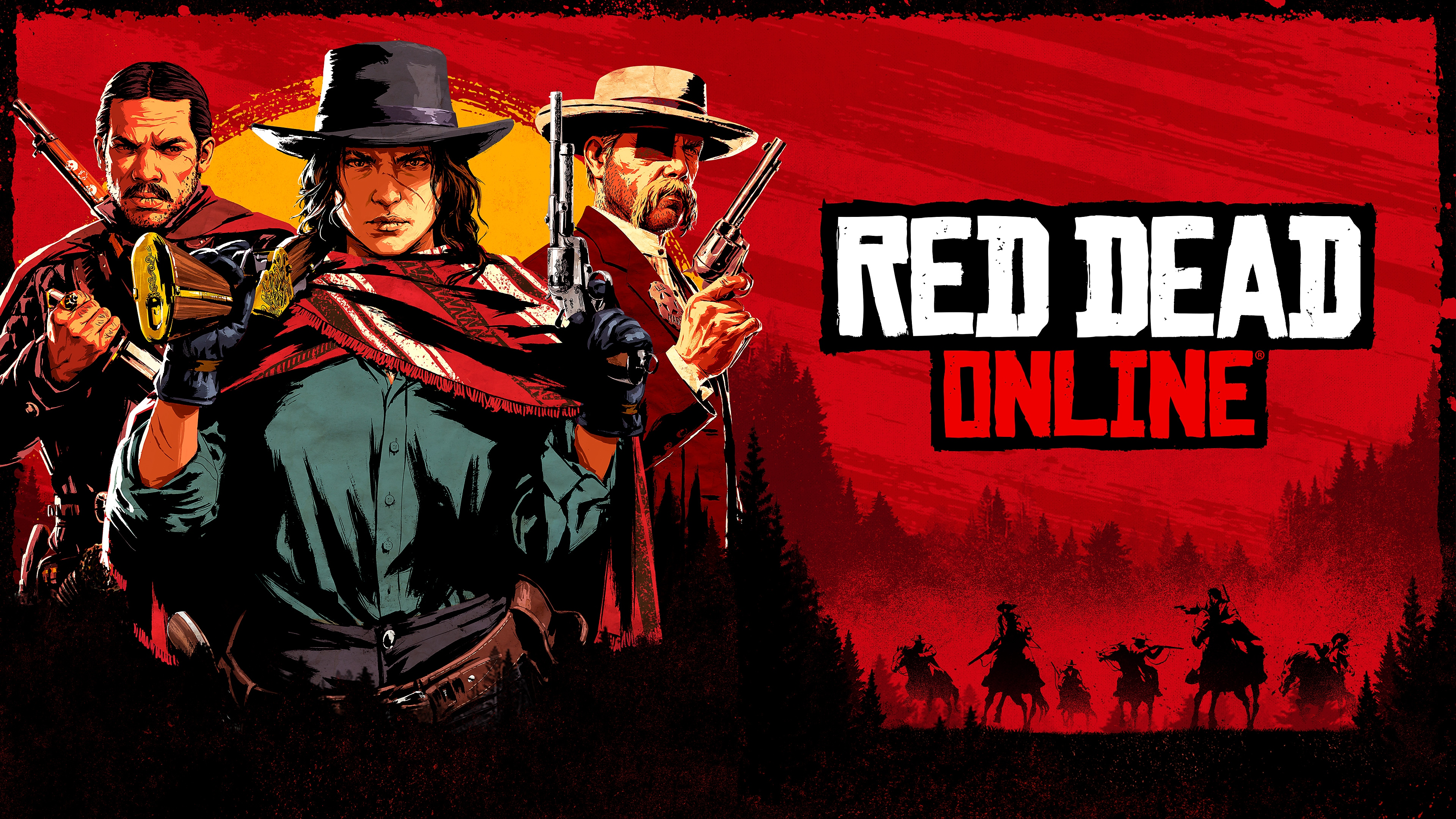 Tráiler independiente de Red Dead Online