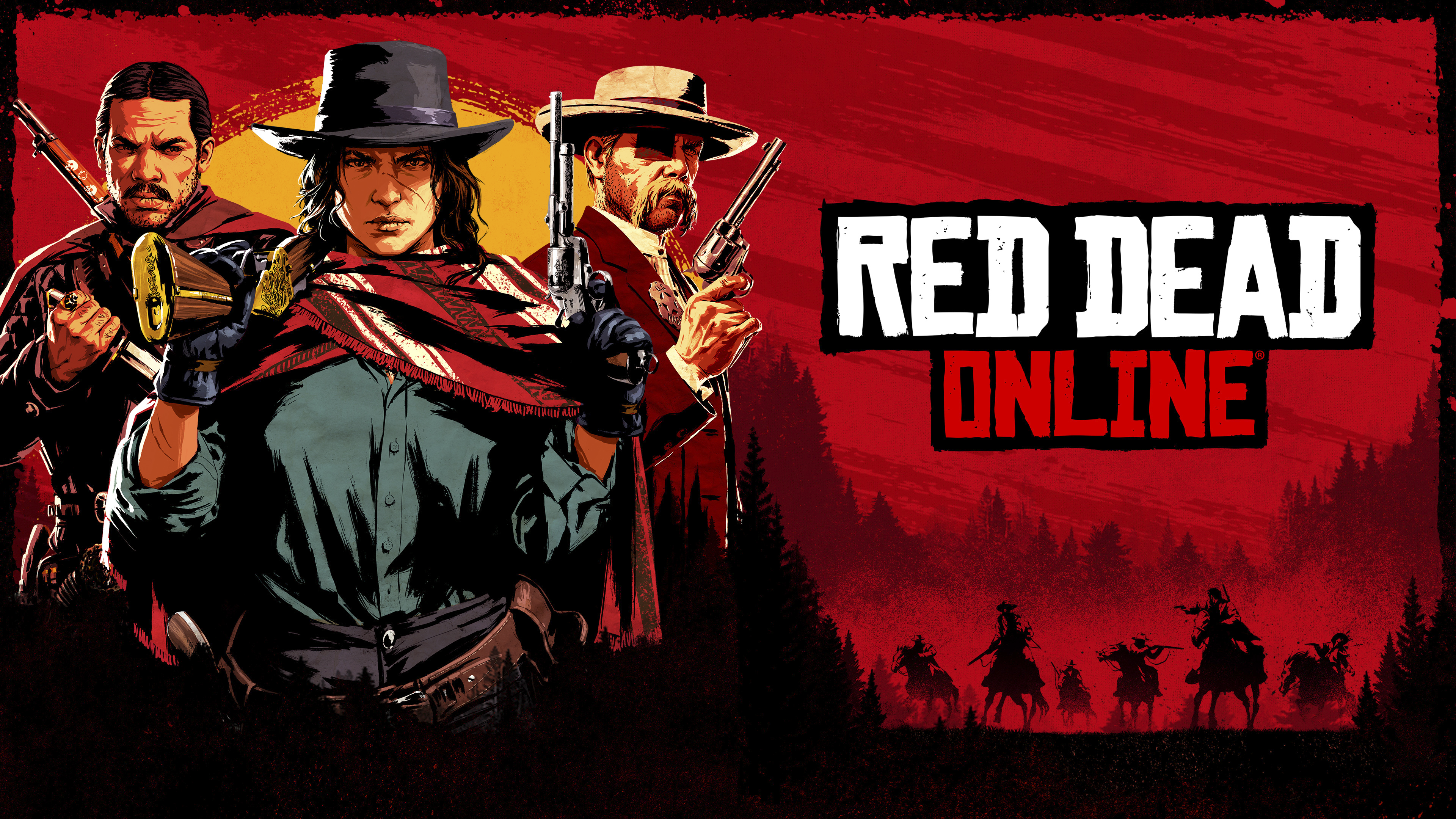 Red Dead Online standalone trailer