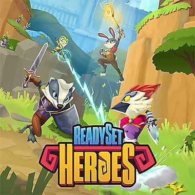 Ready Set Heroes