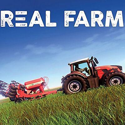 Real Farm Simulator