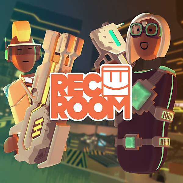 Rec Room pack shot