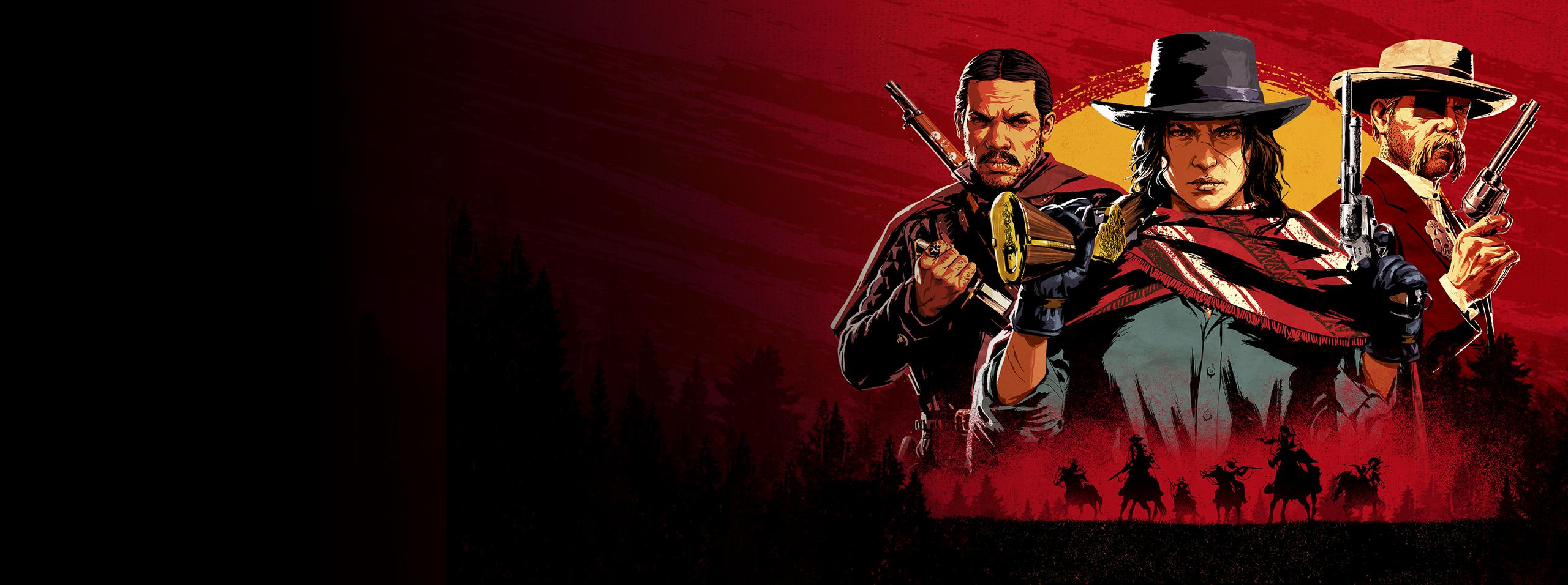 Red Dead Redemption en ligne