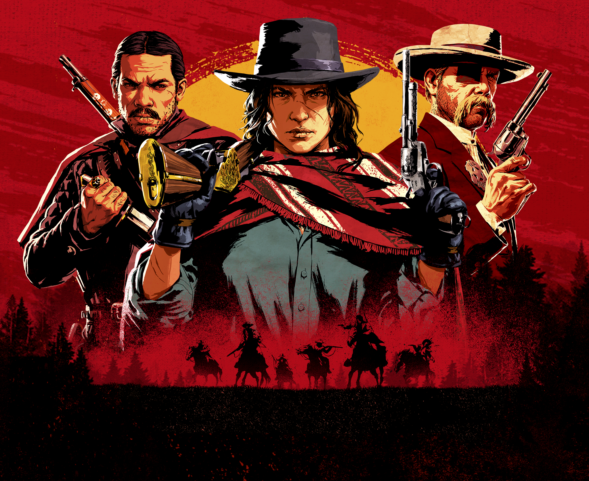 Red Dead Online artwork