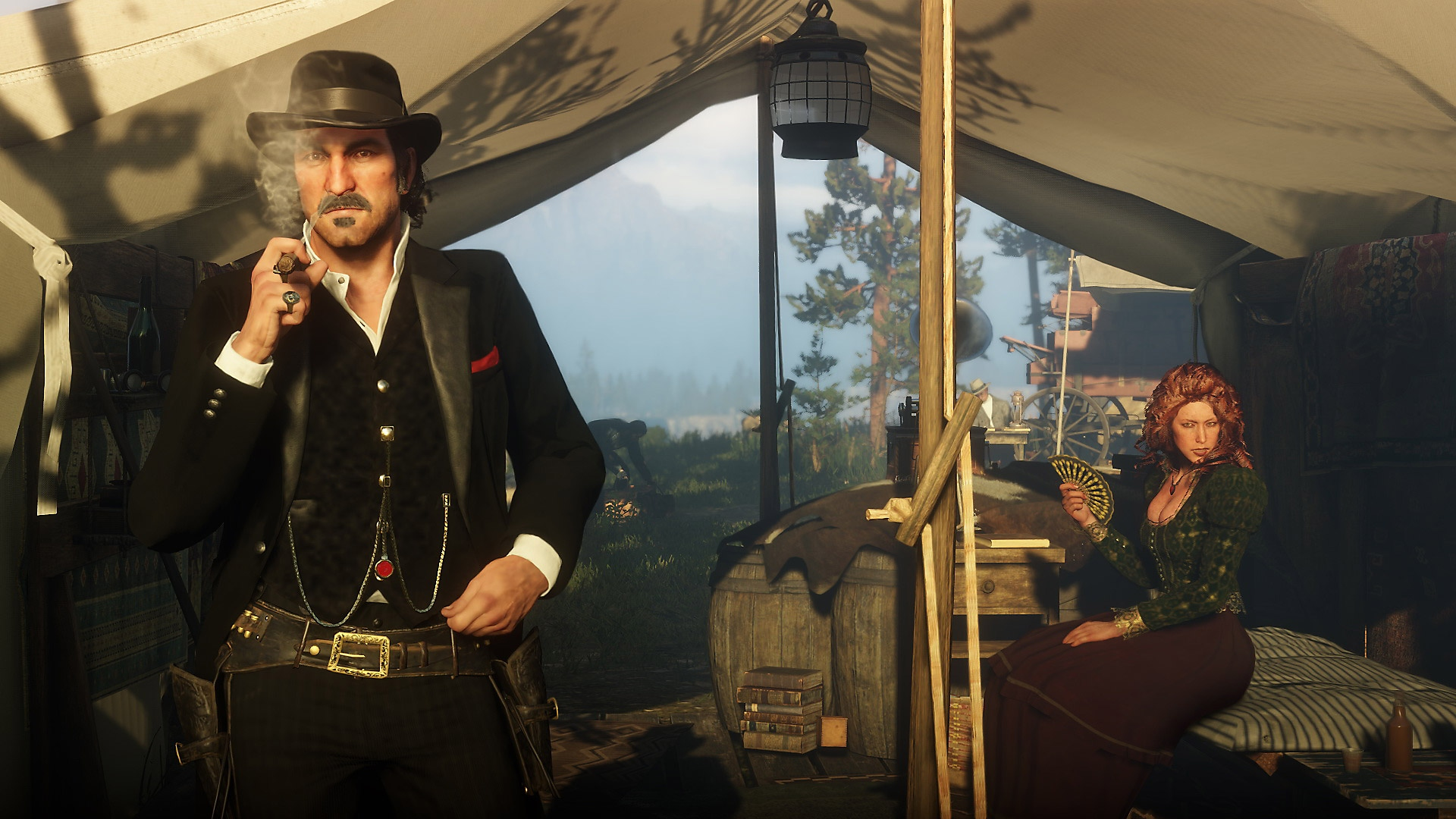 Red Dead Redemption 2 - captura de juego