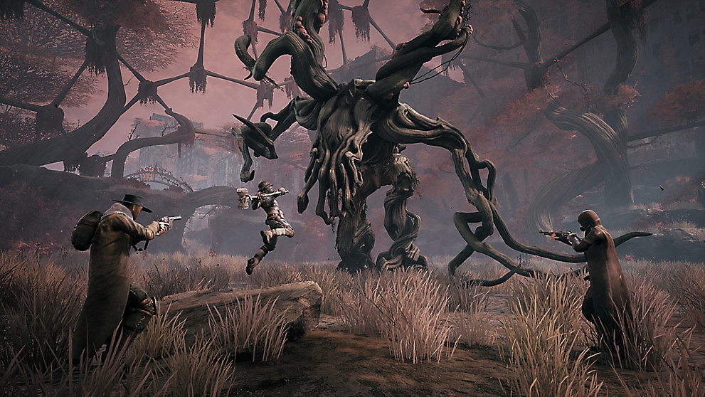 Remnant: From the Ashes - Key Features Screenshot 1