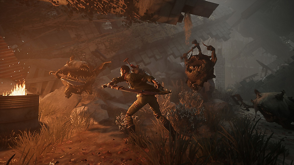 Remnant: From the Ashes - Key Features Screenshot 2