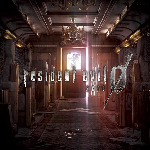 Pack shot Resident Evil 0