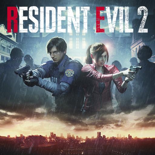 Pack Shot Resident Evil 2 Remake