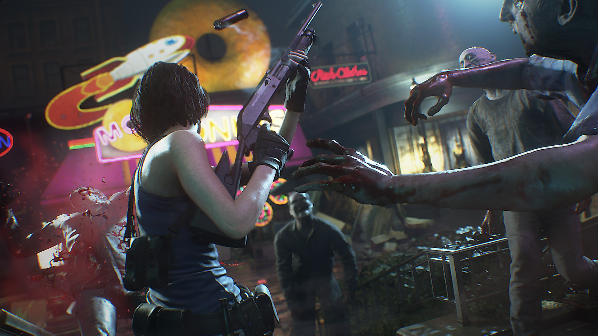 Resident Evil 3 - Screenshot