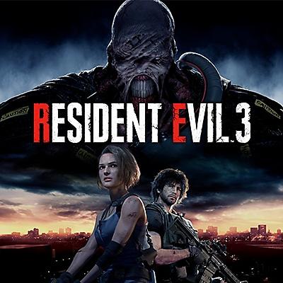 Pack Shot Resident Evil 3 Remake