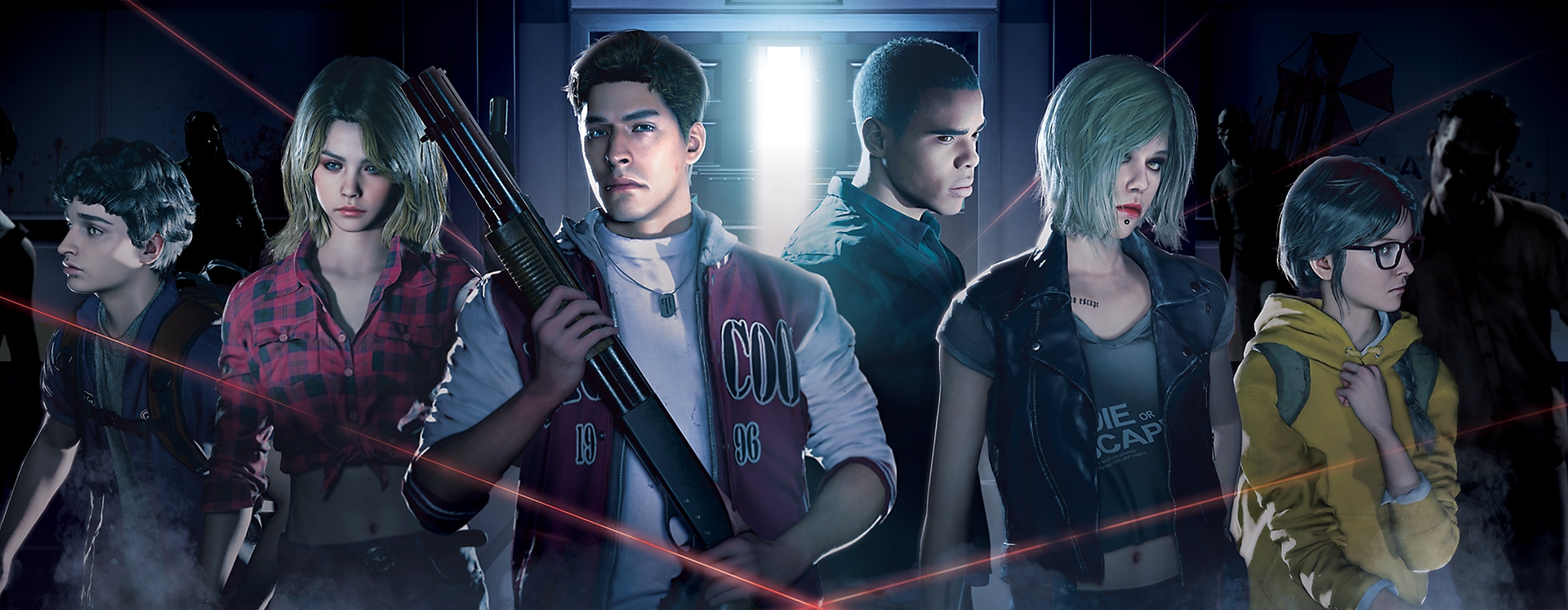 《Resident Evil Resistance》