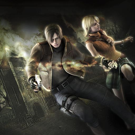 Pack shot Resident Evil 4