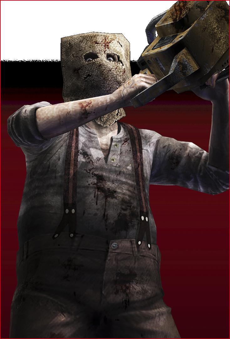Resident Evil – Immagine di Uomo con la motosega
